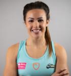 Yasmin Parsons of Surrey Storm.