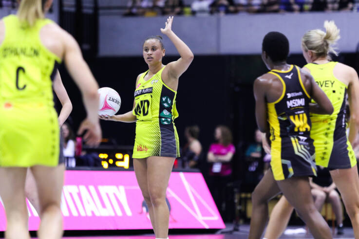 Malcolm and Guthrie to co-captain the Vitality Roses