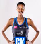 Strathclyde Sirens secure Zanele Vimbela for second season