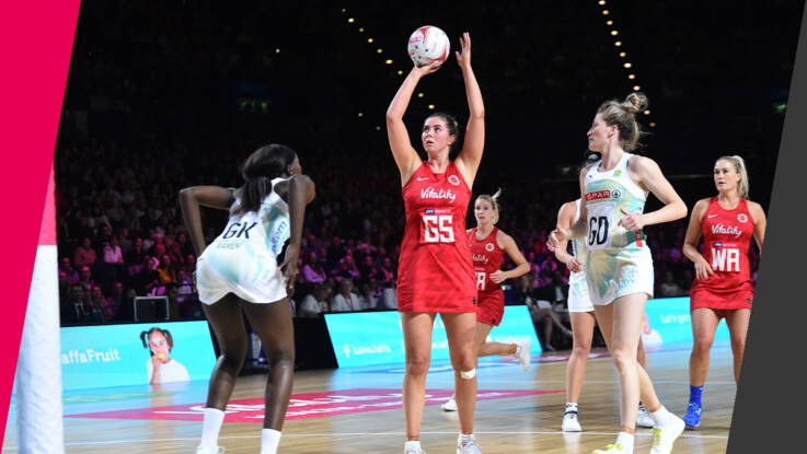 What did we learn on day two of the Vitality Netball Nations Cup?