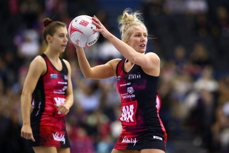 Vitality Netball Superleague | Month: August 2020