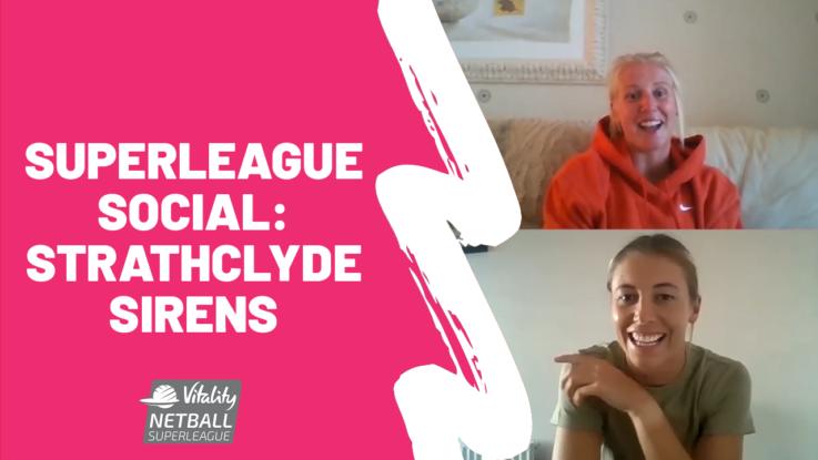 Superleague Social: Strathclyde Sirens