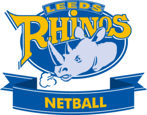 This is the logo for Leeds Rhinos