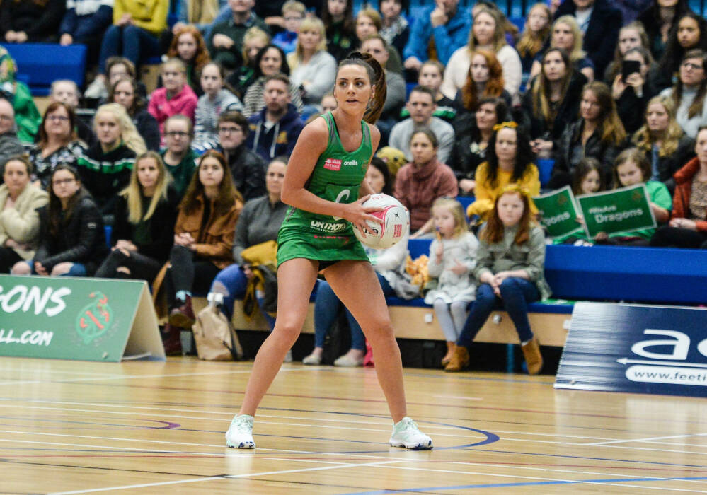 Sophie Morgan returns to lead the Dragons for 2021