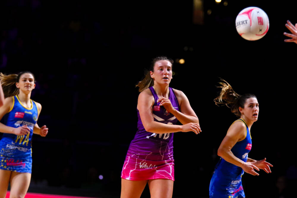 Vitality Netball Superleague | Annabel Roddy signs for ...