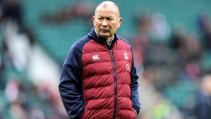 Jones names squad for England's autumn fixtures