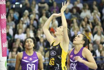 Rebekah Airey is back to bolster Manchester Thunder defence