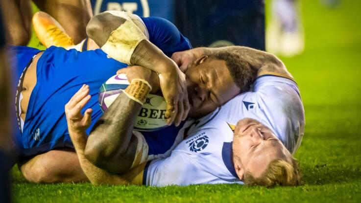 Hogg left frustrated after France defeat
