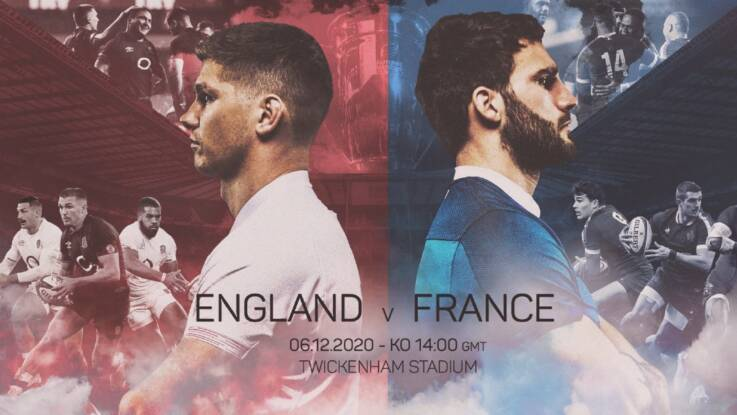 Finals Weekend confirmed as England and France meet for the title