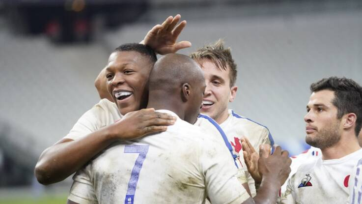 Serin proud of the new boys after France beat Italy