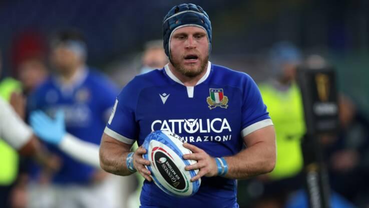 Bigi aiming to keep Italy spirits high despite France defeat