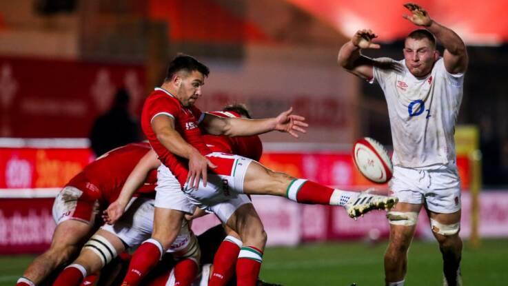 Highlights: Wales v England