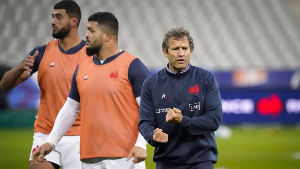 Galthié : J'espère que notre équipe de France a donné du plaisir