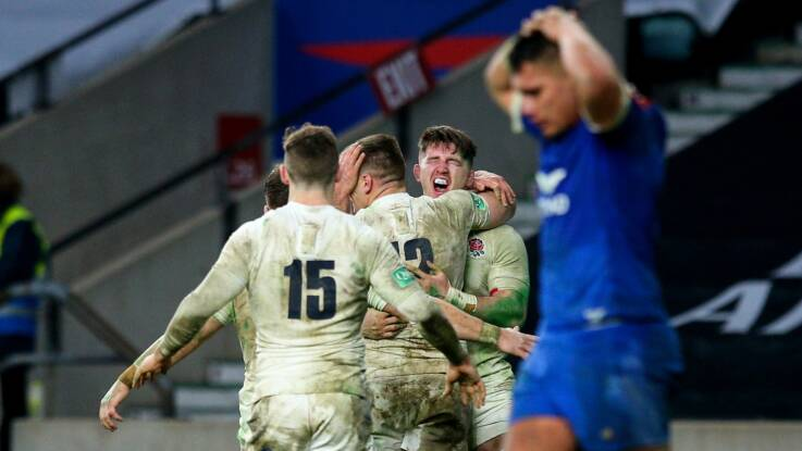 England claim inaugural Autumn Nations Cup in sudden death