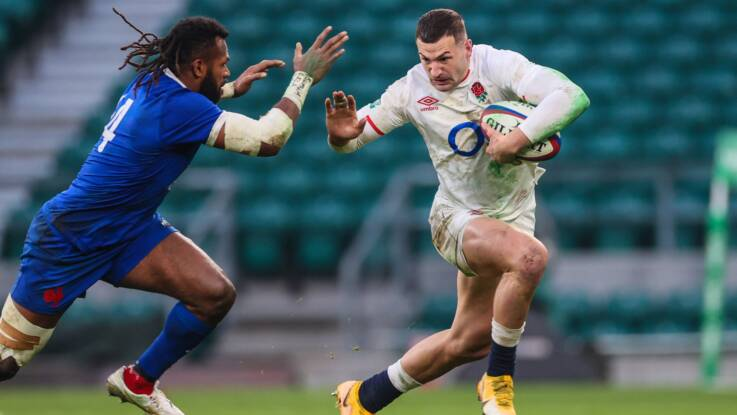 Eight England stars named in Autumn Nations Cup Team of the Tournament