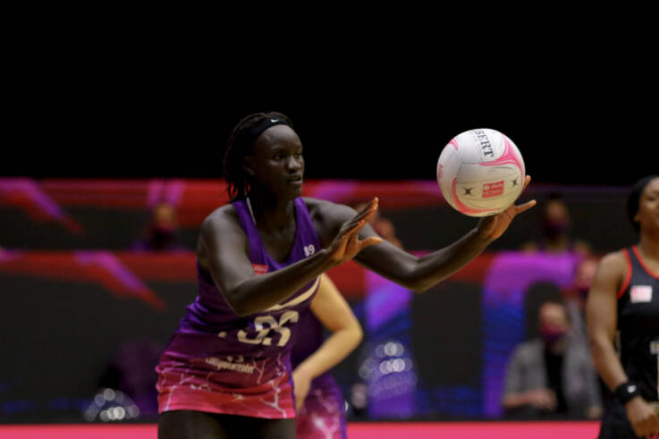 VNSL 2021 Round 3: Loughborough Lightning vs Saracens Mavericks