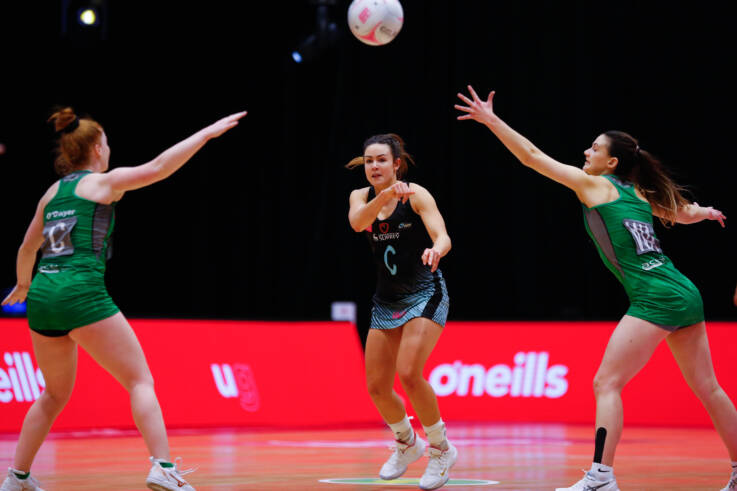 VNSL Round 3: Celtic Dragons vs Surrey Storm