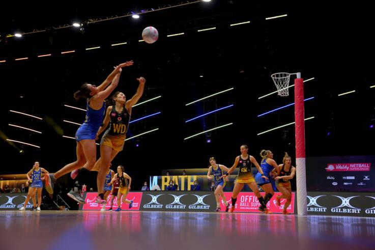 Gallery: Wasps vs Team Bath Netball | Round 3