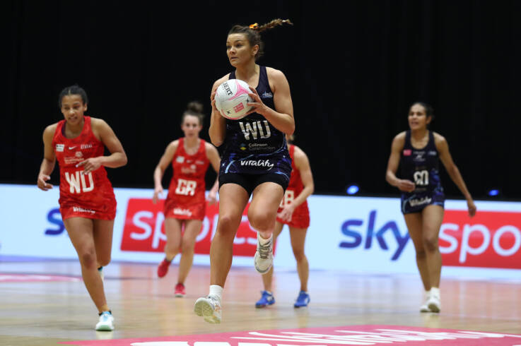 Nia Jones of Severn Stars.