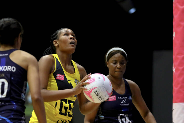Manchester Thunder hit Severn Stars for sixty