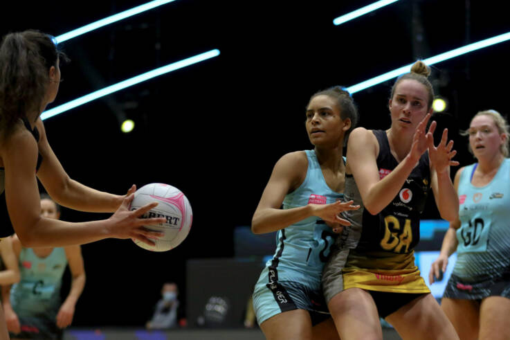 Wasps return to winning ways against Surrey Storm