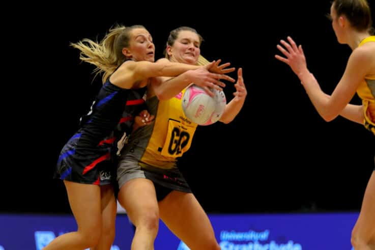Gallery: Strathclyde Sirens vs Wasps | Round 7