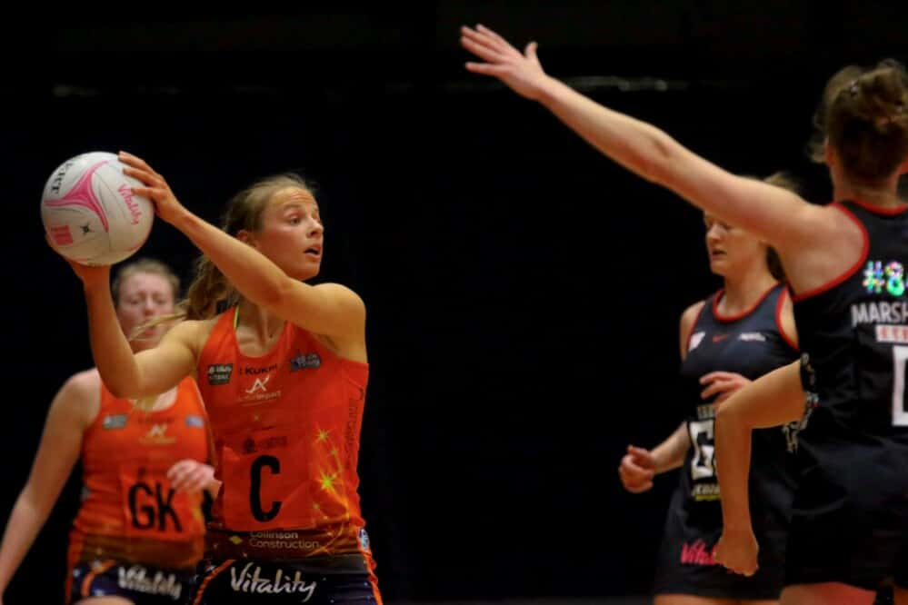 Lucy Harris of Severn Stars.