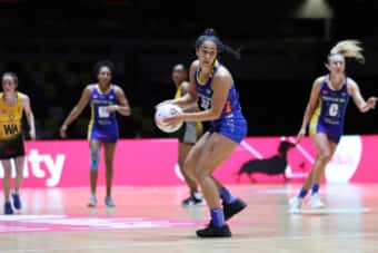 Gallery: Team Bath Netball vs Loughborough Lightning | Round 2