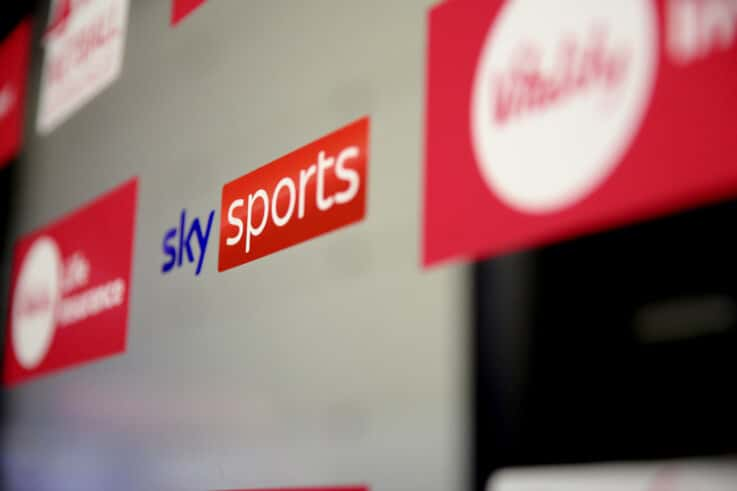 Where to Watch with Sky Sports.