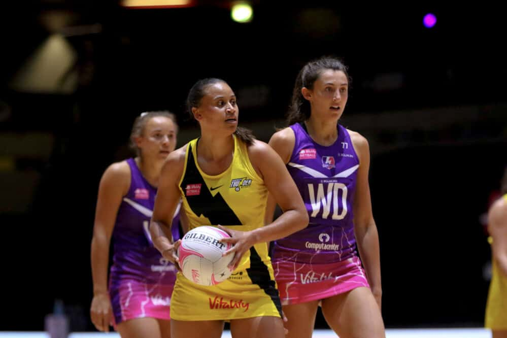 Manchester Thunder deal Loughborough Lightning defeat in possible semi-final preview