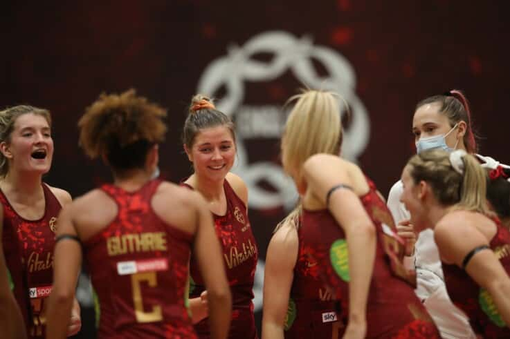 The Vitality Roses.