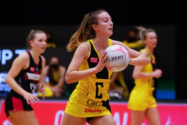 Amy Carter of Manchester Thunder.
