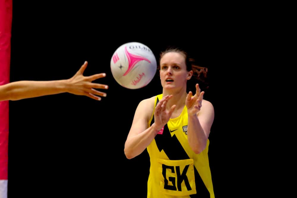 Kerry Almond of Manchester Thunder.