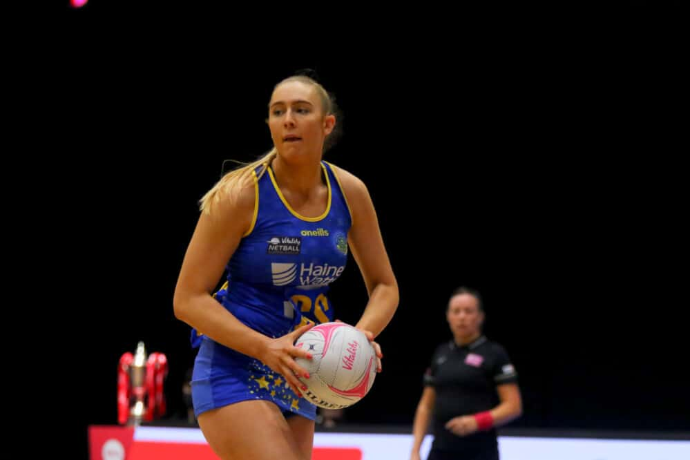 Hannah Passmore of Team Bath.