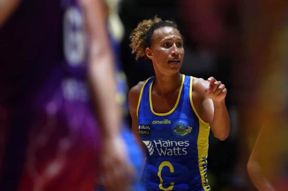 Serena Guthrie of Team Bath.