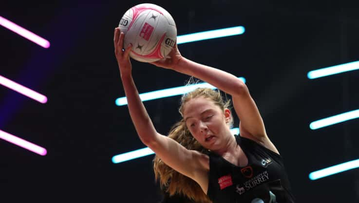 Sophie Kelly of Surrey Storm.