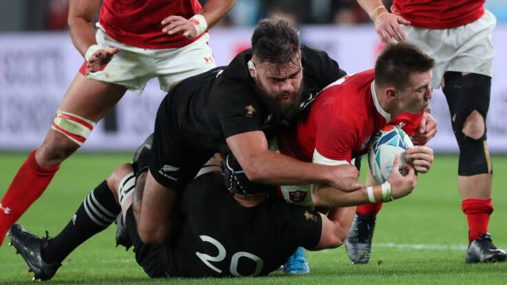 Plumtree expects physical Wales contest