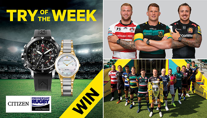 Citizen Try of the Week – Round 2