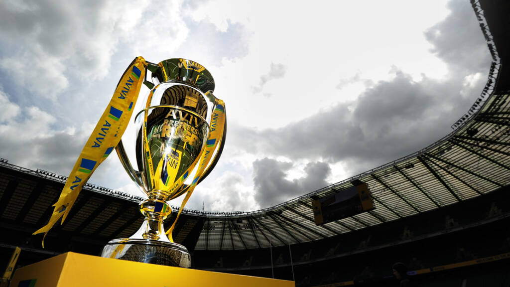 Download the Premiership Rugby app and get free travel insurance from Aviva