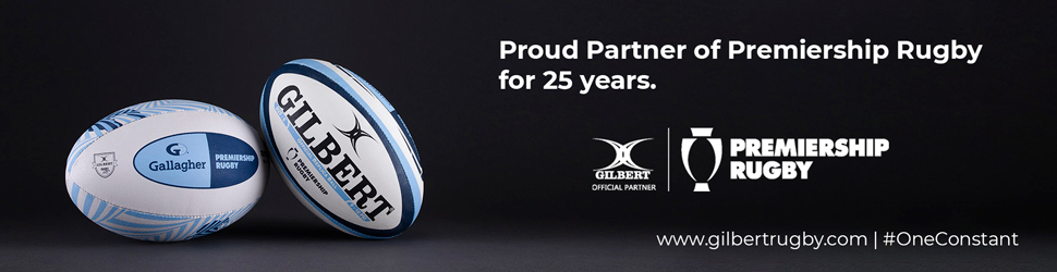 Gilbert and Gallagher Premiership Rugby