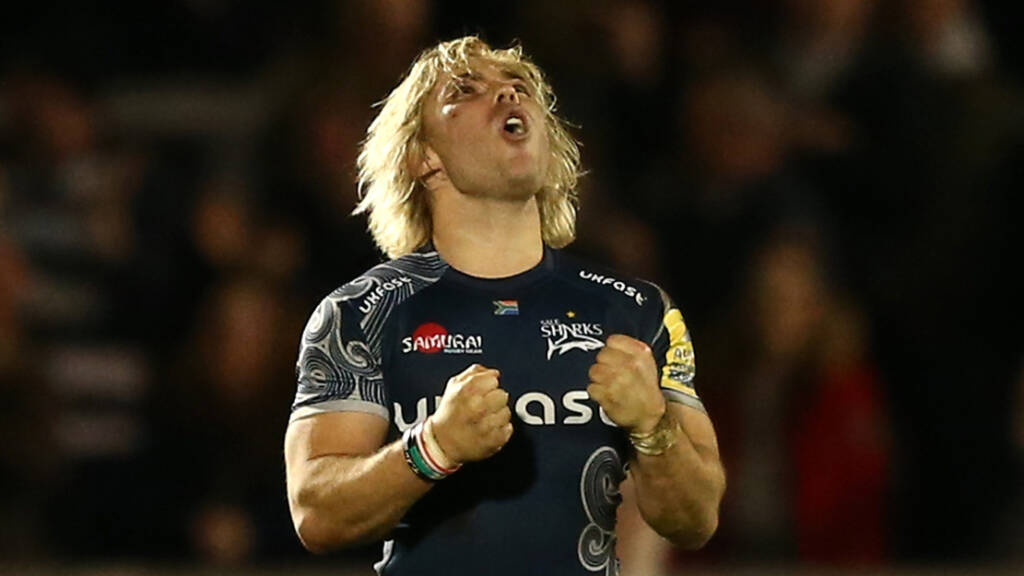 Faf de Klerk among nominees for World Rugby Player of the Year