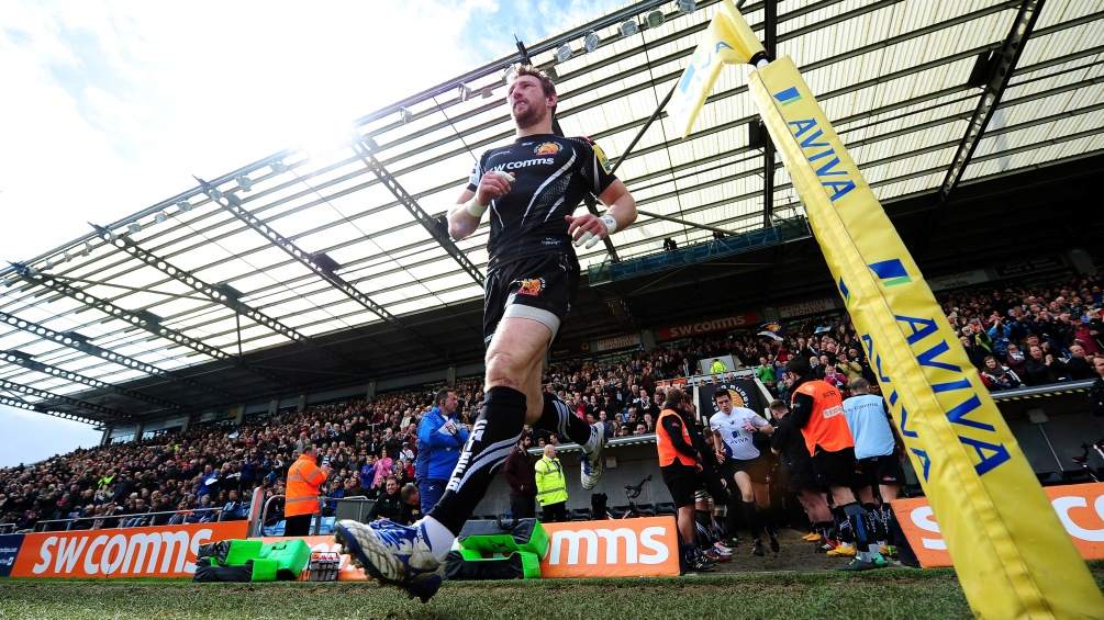 Matt Jess: Exeter Chiefs can't wait for Saturday's Singha 7s