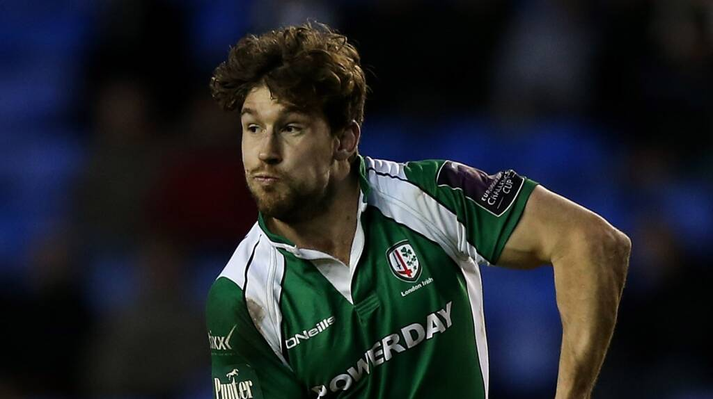 Dominic Waldouck set for month's trial at Newcastle Falcons