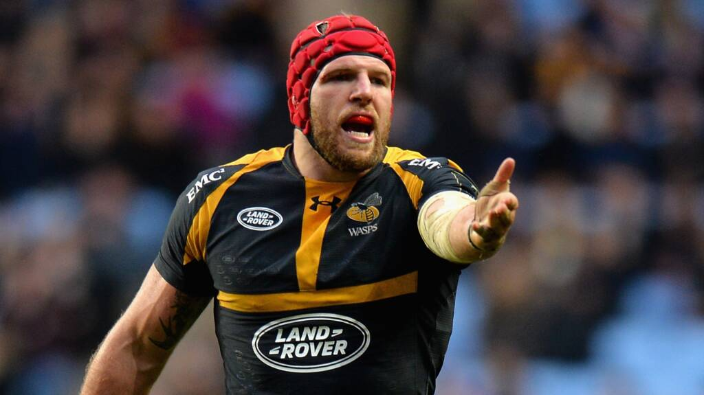 James Haskell injury update