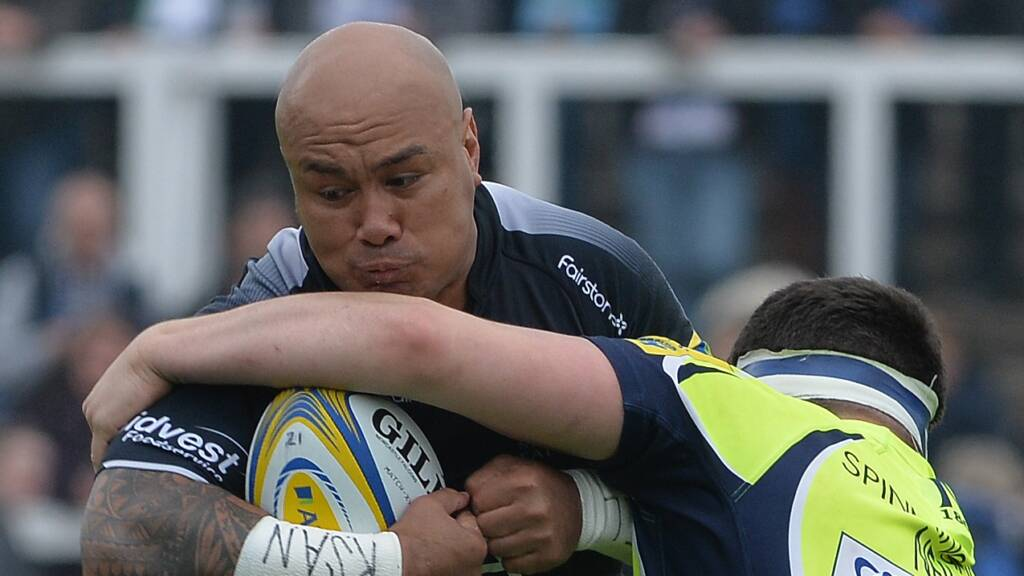 Injury blow for Newcastle Falcons as Nili Latu goes under the knife