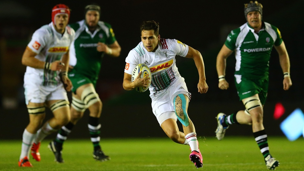 Ollie Lindsay-Hague and Marcus Watson star in successful sevens weekend