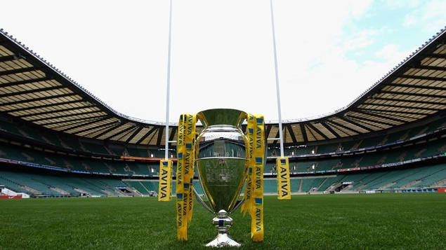 AUDIO: Preview of this weekend's Six Nations and Aviva Premiership action