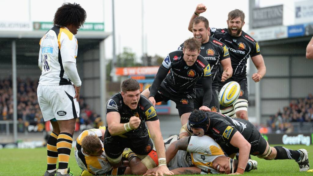 Baxter relishing return to Aviva Premiership action