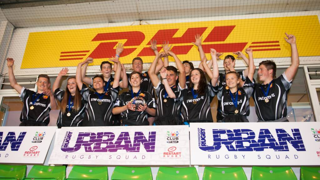 Exeter Chiefs' youngsters are set to shine as Urban Rugby Squad launches year two