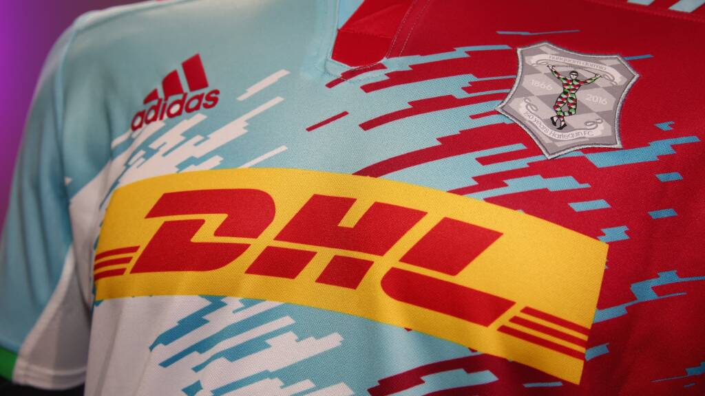 DHL supports Harlequins in global growth